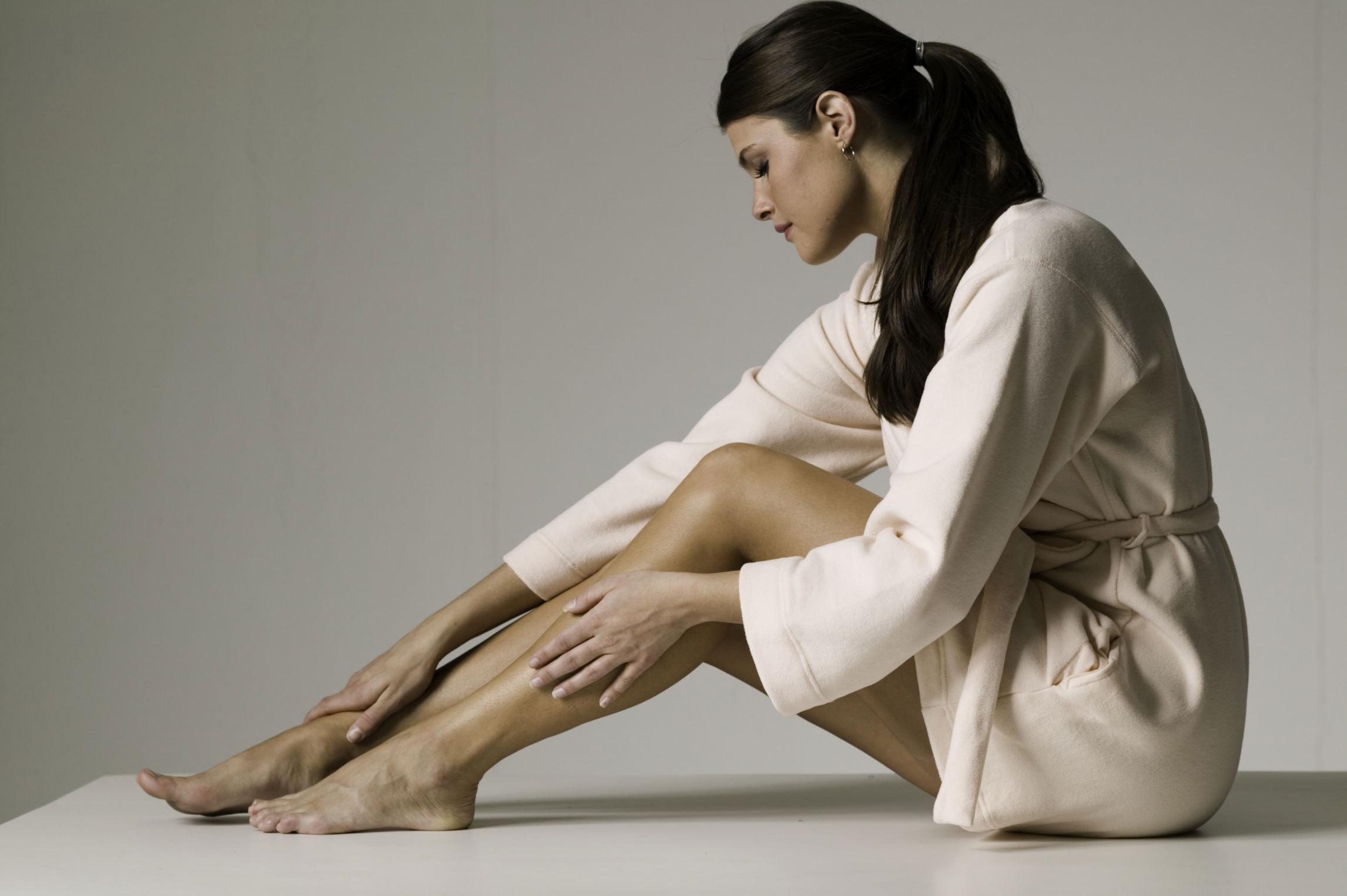Les causes des jambes lourdes
